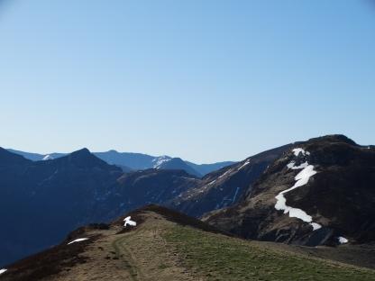 Le Puy mary et le cirque du Falgoux