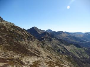 Le Puy Mary, le Puy de Peyre Arse