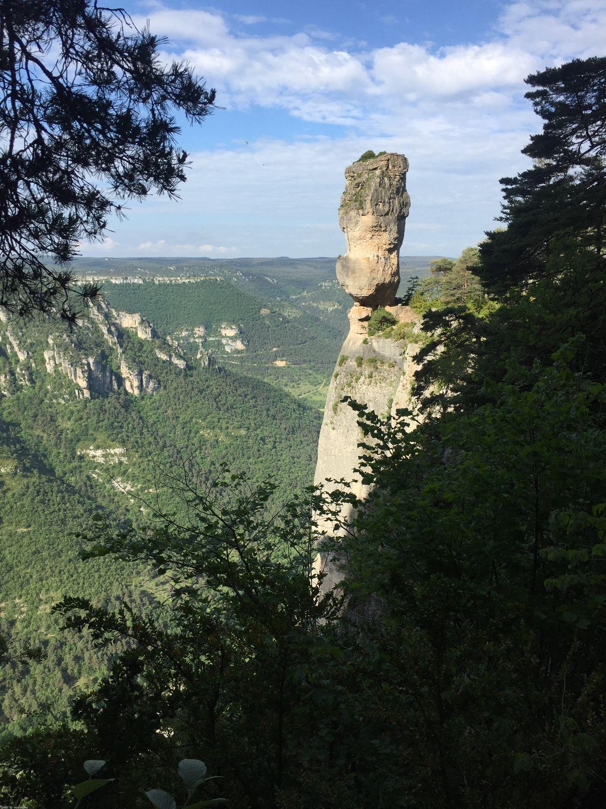 Grand Tour du Causse Méjean(3/5)