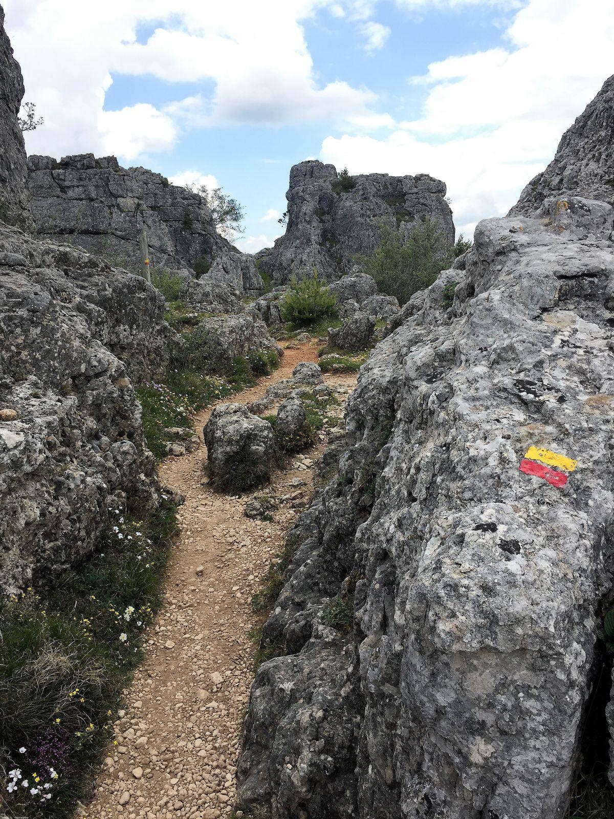Grand Tour du Causse Méjean(4/5)