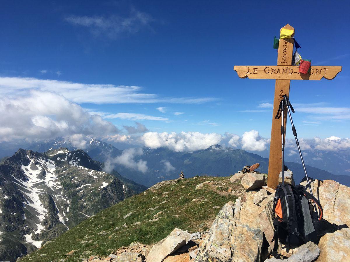 Le Grand Mont (2686m)